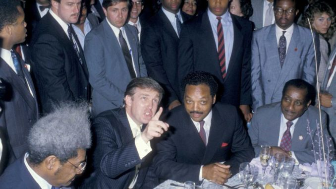 The Donald And The Blacks